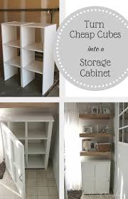 Cheap Garage Cabinets Diy by Cabinet Stunning Cheap Storage Cabinets With Doors And Shelves