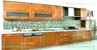cuisine meuble bois cuisine en pas massif bois cher caisson meuble