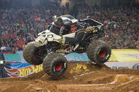 Monster Jam Family 4-Pack Ticket Giveaway! - Linda Scruggs