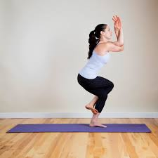 Sign Yourself Up For Soreness Balancing Yoga Sequence Tush And Thighs FitnessFitness LegsHealth
