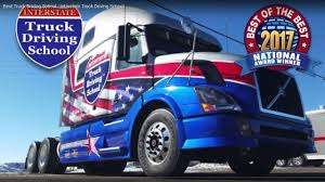 100 Truck Driving Schools Wisconsin Best School Interstate School YouTube