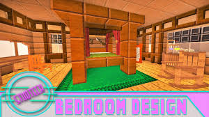 Minecraft Pe Living Room Designs by Minecraft How To Make A Modded Bedroom Design Studtech Ep 27