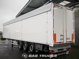 100 Used Moving Trucks Kraker CFBEST 92m3 10mm Floor Liftachse SAF Semitrailer BAS