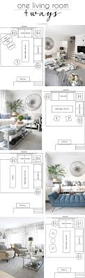 Living Room Layout Ideas | Cuckoo4Design