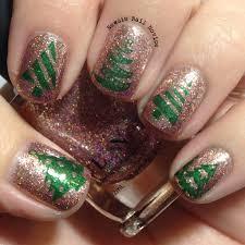Kroger Christmas Trees 2015 by 12 Days Of Christmas Nail Art Christmas Trees Newsie Nail Novice