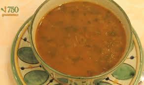 cuisine marocaine harira recette harira en vidéo