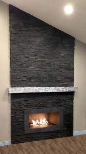 Home Depot Wall Tile Fireplace by Coal Canyon Ledger Panel 6 In X 24 In Natural Quartzite Wall