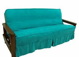 15 Rv Jackknife Sofa Cover by Blazing Needles Box Cushion Futon Slipcover U0026 Reviews Wayfair