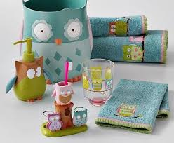 Owl Bathroom Set Kmart by Extraordinary Owl Shower Curtain And Bath Accessories By Saturday