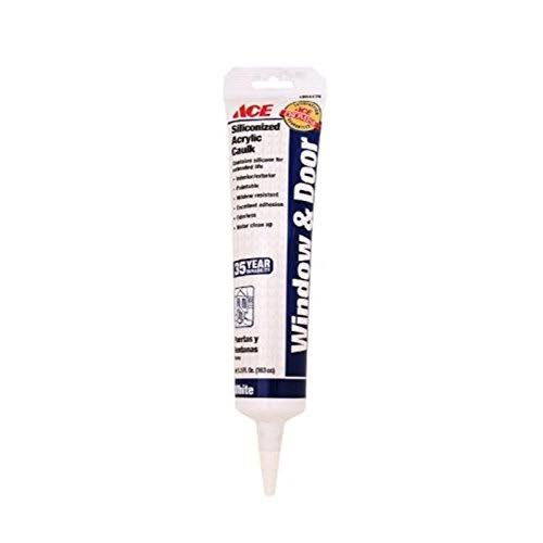 Ace Siliconized Acrylic Caulk