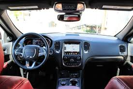Dodge Durango Captains Chairs by Bringing A Can Of Whoop U2013 2017 Dodge Durango R T Six Speed Blog