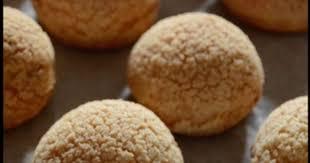 choux craquelin crème légère à la vanille recette par