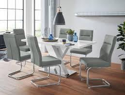 essgruppe 5 tlg esstisch mit 4 stühlen kaufen otto