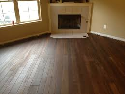 concrete wood floor you can get whatever type of plank and