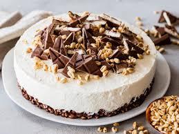 kinder bueno torte einfach backen