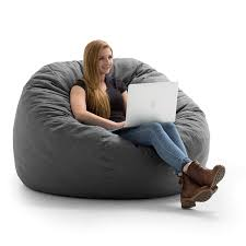 Big Joe 0005477 King Fuf Gray Union Foam Filled Bean Bag, The Best Bean Bag Chair You Can Buy Business Insider Top 10 Best Bean Bag Chairs Of 2018 Review Fniture Reviews Bags Ipdent Australias No 1 For Quality King Kahuna Beanbags How Do I Select The Size A Much Beans Are Cool Glamorous Coolest Bags Chill Sacks And Beanbag Fniture Chillsacks Sofa Saxx Giant Lounger Microsuede Jaxx Shop For Comfy In Canada Believe It Or Not Surprisingly Stylish Leatherwood Design Co Happy New Year Sofas Large Youll Love 2019