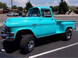 100 1956 Gmc Truck For Sale GMC 100 For ClassicCarscom CC1122728