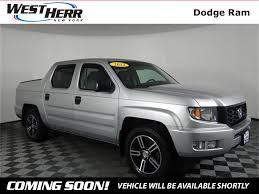 Used 2012 Honda Ridgeline Sport Truck 83749 21 14127 Automatic ...