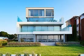 100 Sandbank Houses David James Architects Partners LtdMOONDANCE PANORAMA ROAD