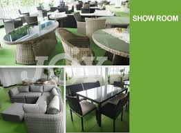 Semi Circle Outdoor Patio Furniture by Leisure Patio Furniture