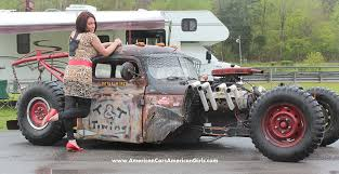 100 Rat Rod Chevy Trucks JESSICA VS Troys RAT ROD A Match Made In Hot Heavenby
