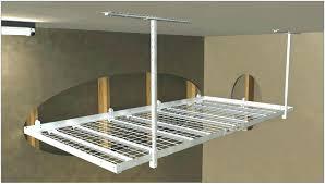 Hyloft Ceiling Storage Uk by 25 Best Ideas About Overhead Garage Storage On Pinterest Door Diy