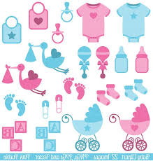 Free Baby Shower Clipart Many Interesting Cliparts