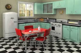 cuisine style retro cuisine style annee 50 idées de design suezl com