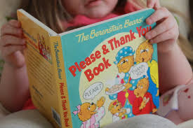 Berenstain Bears Halloween Book by The Berenstain Bears U0027 Please U0026 Thank You Book Giveaway