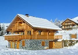 location chalet ski la toussuire à la montagne