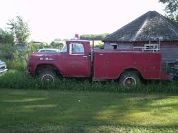 1959 F 350 Fire Truck … SOLD | Shane's Car Parts