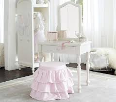 Pottery Barn Kids Vanity Table White Play Vanity And Dress Up