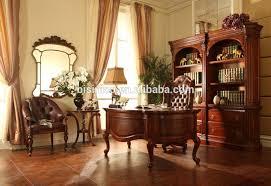 bureau acajou rétro conception maison mobilier de bureau de luxe français louis