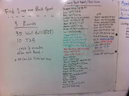 Free Halloween Potluck Signup Sheet by Crossfit 203 Blog Archive Halloween Wod