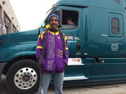 100 Prime Trucking School AthleteTurnedTrucker Seeks To Change Most Unhealthy Occupation In