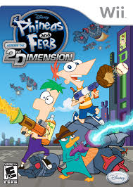 Phineas And Ferb Halloween by Phineas And Ferb Across The 2nd Dimension Wii Ign