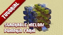 Minecraft Pumpkin Farm 111 by Lastkiller1496 Planet Minecraft