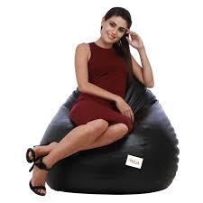 Sattva Classic Bean Bag Filled With Beans - XL Size - Black Colour Bean Bag Sofa Zoola Pod Chair Not Your Average Beanbag News The Patriot Ledger Quincy Bags Real Leather Red Doma Kitchen Cafe Yogibo Yogi Max Review Gadgeteer Bag Chairs Yogibo Cinemark Tinseltown El Paso Showtimes Binni Wearable Seat Chantalrussocom Page 29 Yoga Bean Lovesac Mini Pillow Orange Big Joe Gaming With Jaxx 7 Ft Giant Charcoal