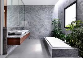 100 Hyla Architects Bathroom In The Space Between Walls House HYLA