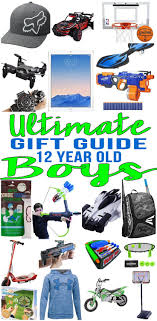 Gifts Age 12 Buy Toys For 12YearOld Boys