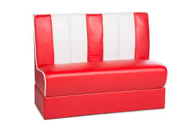 american diner esszimmer in rot weiß top form möbel