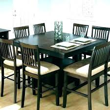 Dining Room Tables Bar Height Rustic Table Chairs Pub