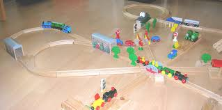 wooden toy train wikipedia