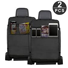 protection siege auto arriere amazon fr 2pcs protection de siège voiture topist organisateur