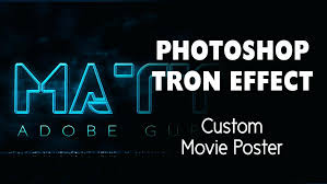 Tron Legacy Logo Text Effect In Template 3d Effects Psd Templates Tutorial