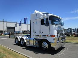 100 Kenworth Truck Dealers 2010 K108 White For Sale In Laverton North At Adtrans