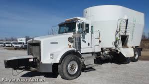 2003 Kenworth T800 Mixer Truck   Item DA0303   SOLD! March 1...