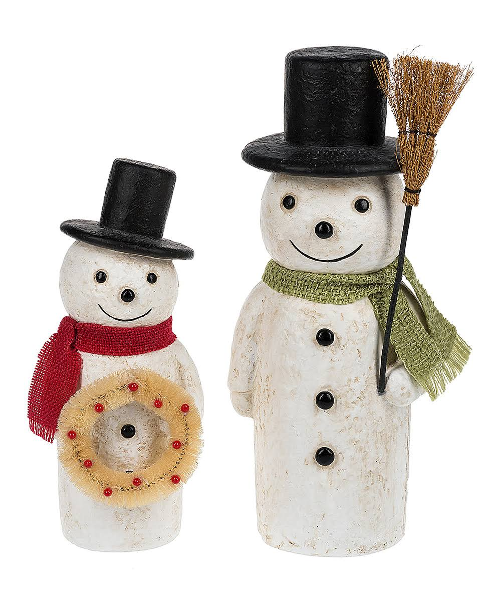 Midwest-CBK Snowman Set of 2