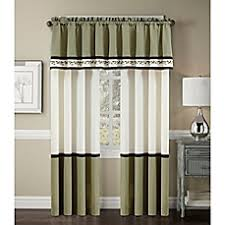Bed Bath And Beyond Curtains And Drapes by Palma 84 Inch Rod Pocket Window Curtain Panels And Valance Bed