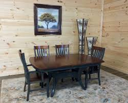 Custom Amish Solid Wood Dining Room Table - Mountain Top ... Galveston Extdabench Shown In Brown Maple Chair Borkholder Fniture Gavelston 4piece Eertainment Center Ashley Rattan Ding Chair Set Of 2 6917509pbu Burr Ridge Amishmade Usa Handcrafted Hardwood By Closeout Ding Gishs Amish Legacies Intertional Caravan 5piece Teak Maxwell Thomas Shabby Chic Ding Chairs G2 Side Dimensional Line Drawing For The Baatric
